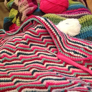 ETCHINGHAM - Absolute Beginners Crochet